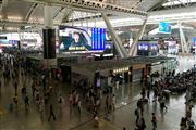 广州高铁南站3楼候车室出入口旁110方餐饮铺位出租