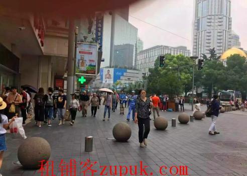 梅园路繁华地段 靠近经济中心兼商业中心 拥稳定客流