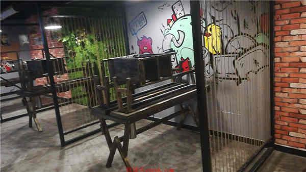 工厂居民学生地段串串店