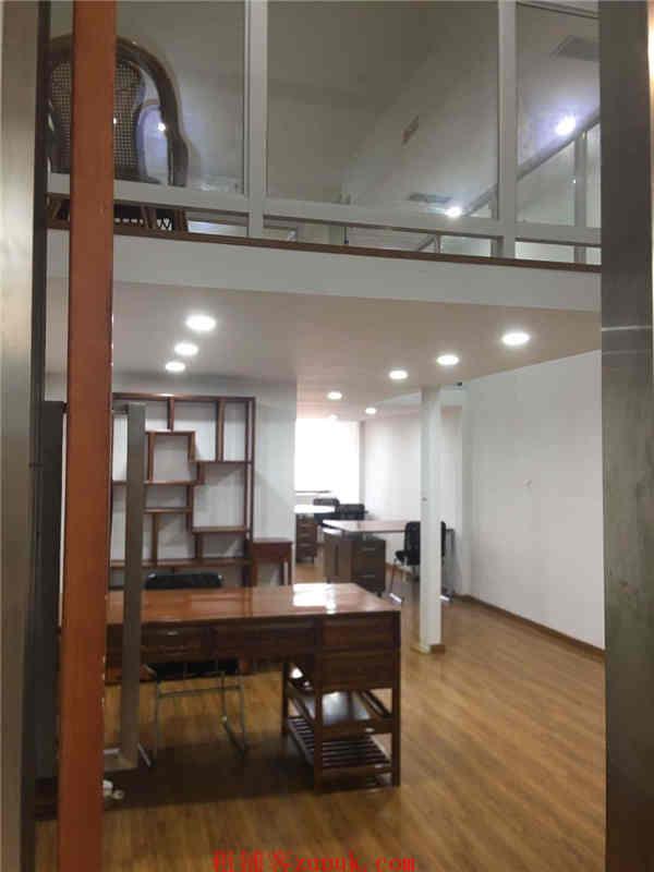 办公室精装复式出租 120平双湖广场可来实地考察