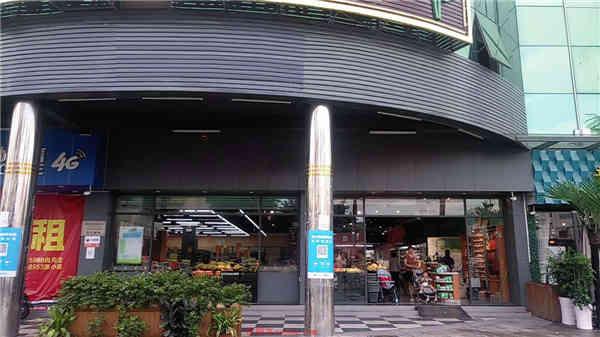 福永国税局临街铺位/大型餐饮/连锁超市/4S店/460㎡