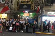 新静安沿街一楼餐饮旺铺 临近地铁 执照齐全 通水电