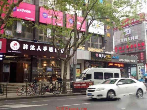 徐汇沿街一楼 十字路口旺铺 精装修执照齐全排队就餐