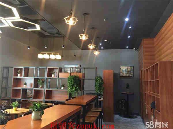 全新精装修咖啡店招租