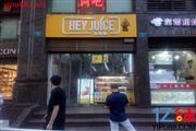 步行街公交车站35m2冷饮店低价急转 业态不限
