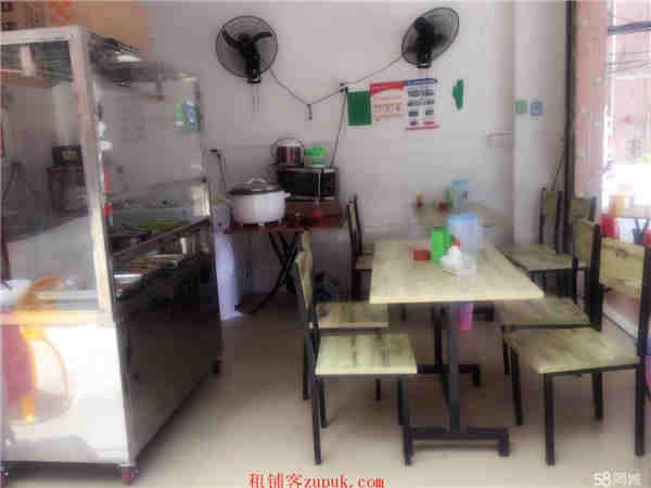 24平方临街汤粉店转让,租金800/月