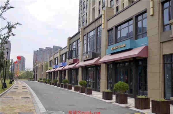 宁波风格南岸临街店面140平方出租