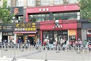金山朱泾商圈沿街一楼盈利旺铺转让 客流稳定执照齐全