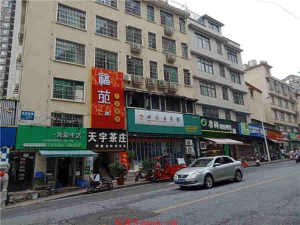 多个成熟小区150㎡临街茶楼转让(可空转无行业限制)