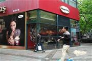 北京西路沿街旺铺出租重餐饮执照临近地铁口!