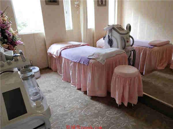 小康大道全新装修美容院转让
