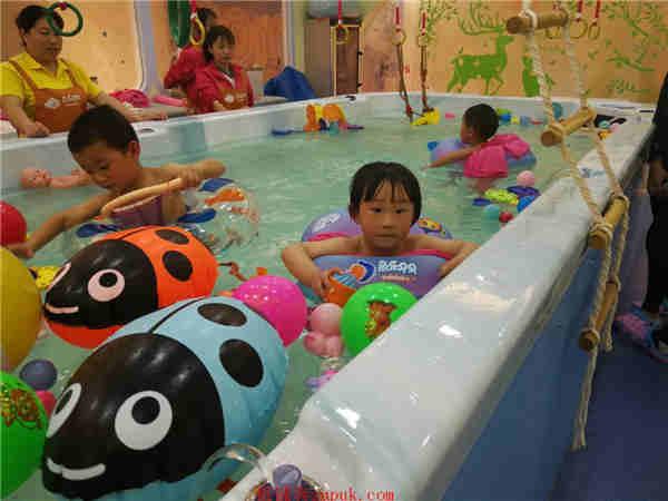 好地段婴幼儿游泳馆优转