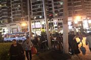 长寿路地铁站口 商场奶茶旺铺 租金便宜 客流聚集
