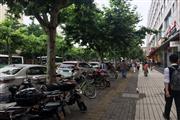 人民广场沿街门面 无油烟咖啡烘焙糕点 客流大单价高