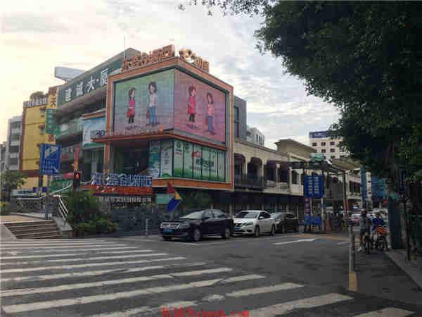 番禺广场 永旺旁1千方临街商铺出租 诚邀中西餐饮进驻