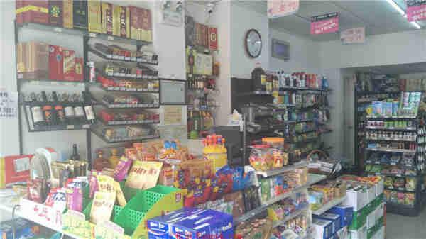 多个小区入口50㎡品牌连锁超市转让!