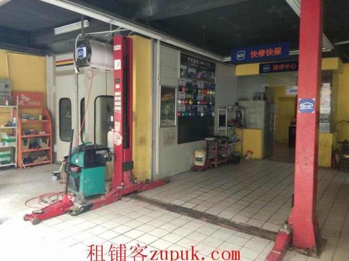 汉阳江欣苑240㎡门面空转行业不限