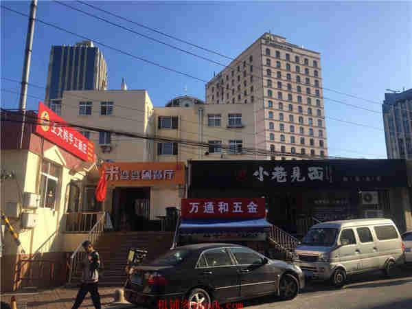 出租市南香港中路临街门面