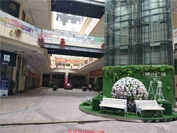 开阳麒龙城市广场商铺出租