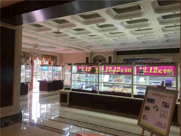 萧山旺角城临街577方旺铺出租
