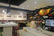 花果园国际中心147平披萨店转让
