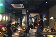 浦东金桥核心成熟商圈沿街餐饮旺铺 执照齐全客流稳定