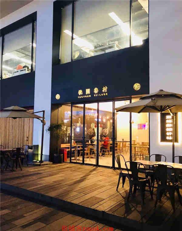 田林路重餐饮沿街旺铺 展示面大 办公楼环绕 带执照