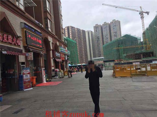 花果园V区北京八中旁盈利旺铺急转