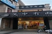 长宁新华路定西路沿街十字路口精装修餐饮旺铺执照齐全