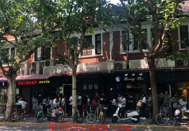 杨浦隆昌路控江路沿街十字路口精装修重餐饮旺铺 急转