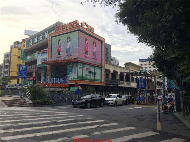 番禺广场地铁口 永旺旁1千方临街旺铺出租 诚邀中西餐饮进驻