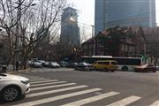 正对南京西路地铁口 咖啡简餐小吃0售 行业不限人多