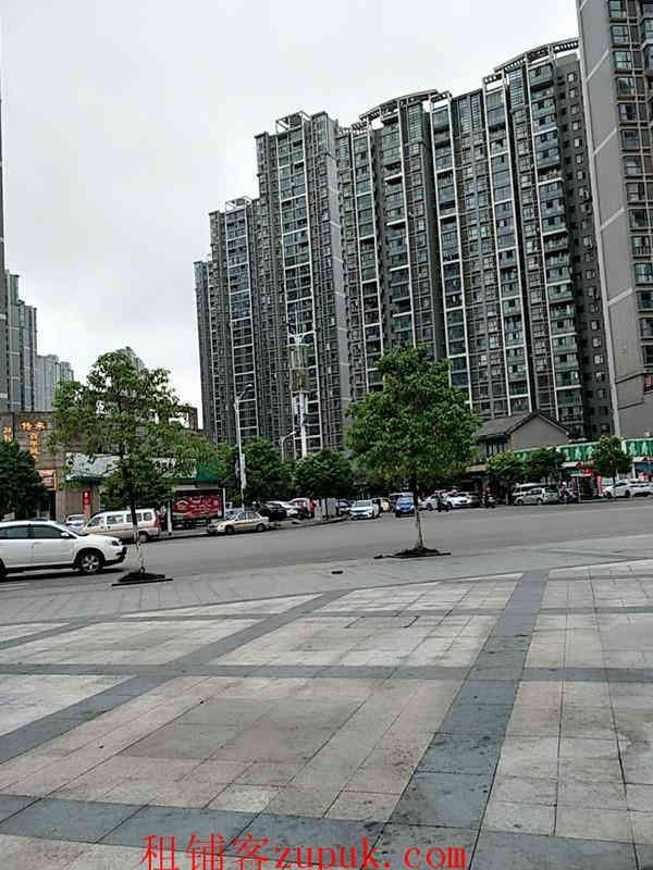 世纪城恒大中央广场临街店铺出租