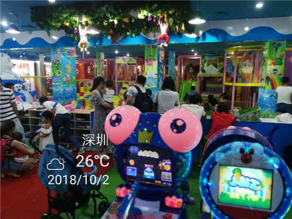 儿童乐园 超低价转让