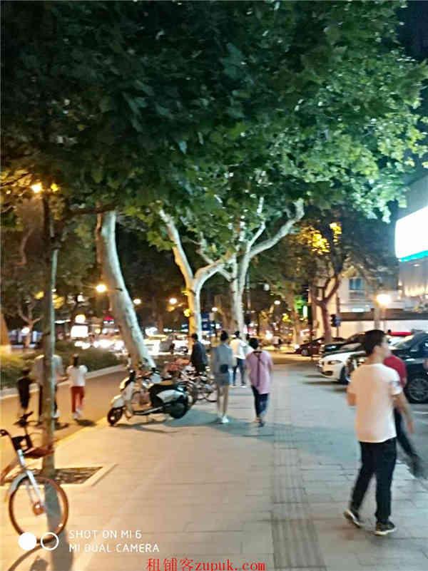 下城区凤起路建国北路沿街餐饮小吃旺铺执照齐全客流大