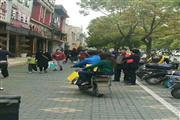 天山西路北渔路口 沿街1百平 麻辣烫小吃面食客流大
