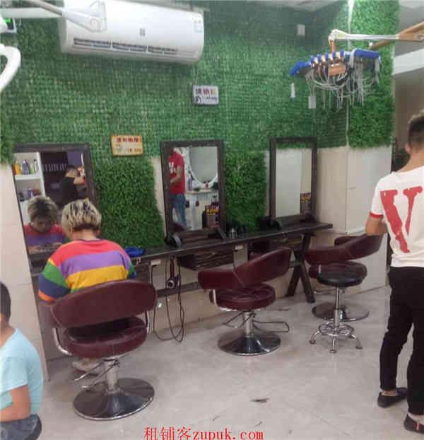 公明美发店转让美容理发养生造型店精装修