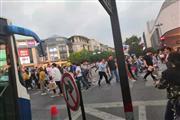上城区中山中路解放路沿街十字路口精装修小吃旺铺