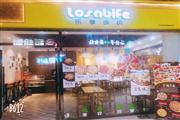 公交站旁商场入口57㎡品牌餐饮转让!