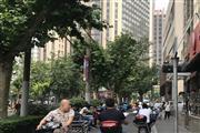 江宁路十字路口重餐饮门面 办公楼林立 客流量集中