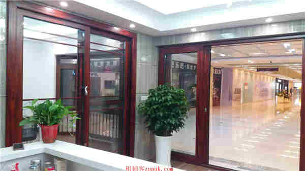 浦口桥北弘阳建材馆系统门窗低价转租