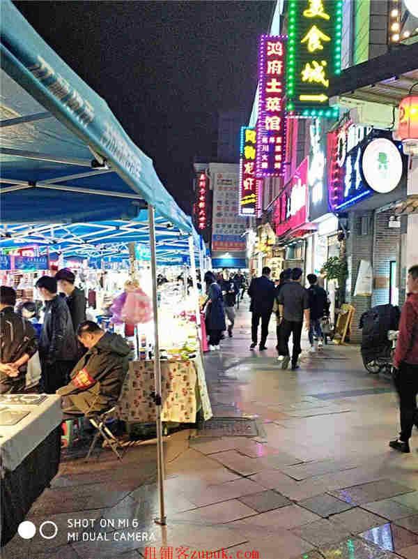 下城区武林核心成熟商圈沿街烘焙糕点旺铺 人流量超大