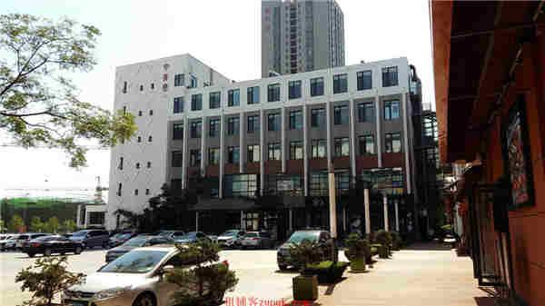 中联创意广场写字楼650平大型办公场所出租(非中介)