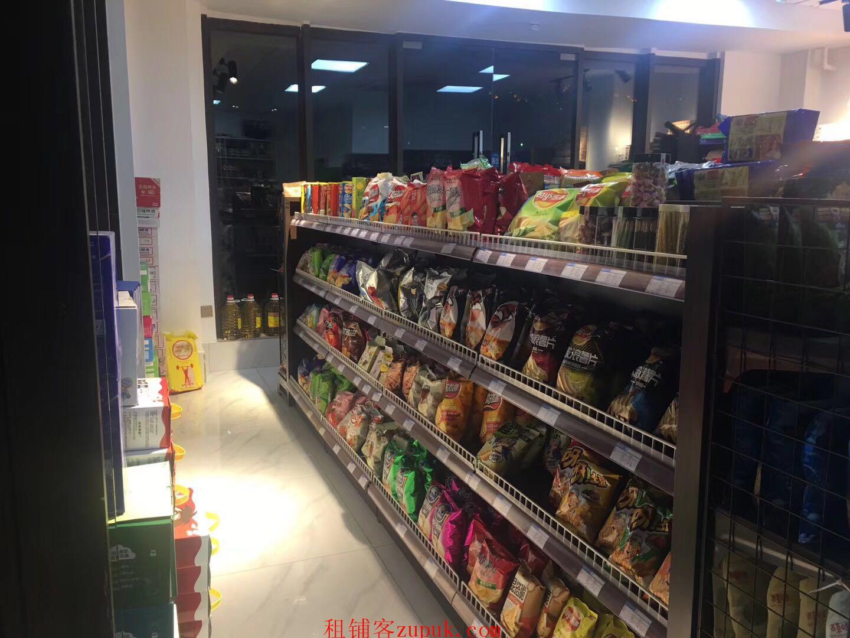 渝北大竹林临街转角门面营业中便利店