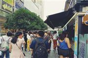 虹口足球场1楼12米沿街展示面大客流适合各种