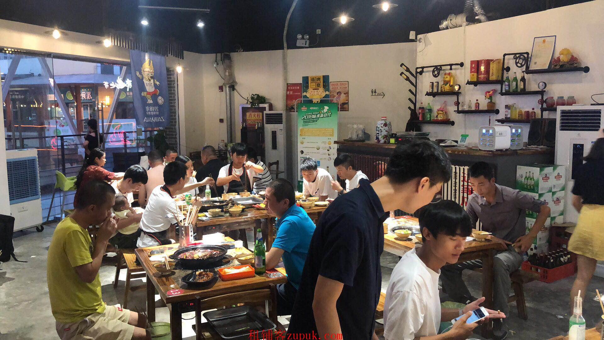 青羊 盈利火锅店 盈利旺铺 1万低价急转
