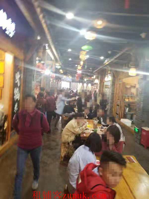 金阳高新区天一国际美食城店铺转让