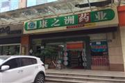 友谊大道华城广场浦发银行旁边218平方米临街门面招租