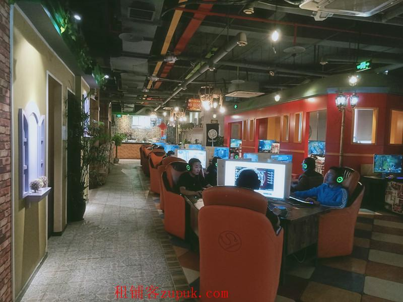 锦江区邮电学院+10万常住人口 网咖转让
