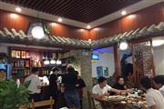 长寿路100平沿街餐饮旺铺 可做火锅烧烤夜宵面馆等